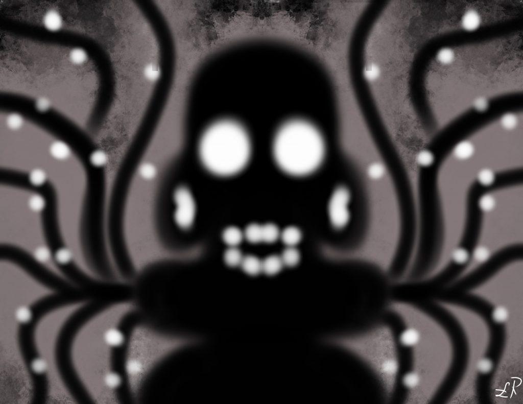 Monster creepy